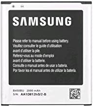 Samsung OEM Original Standard battery B450BU for Samsung Galaxy S3 S III Mini AT&T SM-G730A Verizon SM-G730V - Non-Retail Packaging - Black (Renewed)