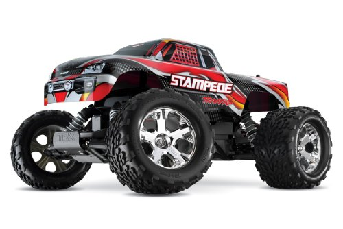 Traxxas Stampede XL-5 RTR Monster Truck thumbnail