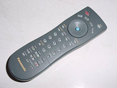 Panasonic EUR7613Z10 TV DVD VCR DBS/CBL Universal System Remote Control for CT32SX12F, CT32SX12UF, CT36D12DF, CT36D12DUF, CT36SX12, CT36SX12CF, CT36SX12F, CT36SX12UF, EUR7613Z10, T32SX12, CT-32SX12, CT-36SX12, CT-24SX12, CT-27SX12, CT-27D12, CT36D12, CT-32D12, CT-27D32, CT-36D32, CT-32D32, CT32D32, CT36D32