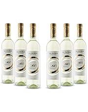 La Doria Gavi DOCG - Vino Bianco Secco -Pacco da 6x750 ml