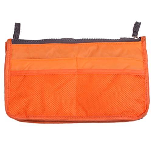Botreelife Housse anti-poussière multifonctionnelle Housse de protection solaire Sac de rangement pratique pour siège de sécurité d'isolation thermique de voiture pour enfant,Orange