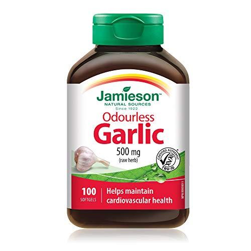 Jamieson - Aglio Inodore 100 Capsule