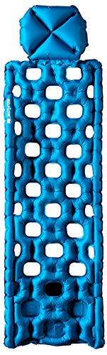 Klymit Intertia Ozone Tapis de Sol Mixte, Bleu, Taille Unique