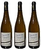 Côteaux du Layon 2018, Vin Blanc, par lot de 3 bouteilles de 75cl