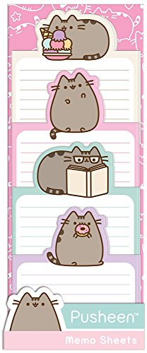 Pusheen® Memo Sheets