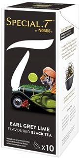 Original Special T - Earl Grey Lime - Schwarztee - 10 Kapseln 1 Packung für Nestlé Tee Maschinen - hier bestellen
