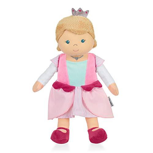 Sterntaler Spielpuppe Pia, Alter: Für Babys ab der Geburt, 32 cm, Rosa
