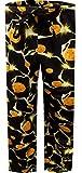 Underboss Men's Dragon Ball Z Silky Fleece Lounge Pants (Small) Black