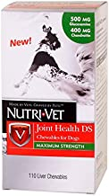 Nutri-Vet Hip and Joint Health Ds Chewables, 110 Count
