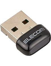 エレコム Wi-Fi 無線LAN 子機 433Mbps 11ac/n/a 5GHz専用 USB2.0 コンパクトモデル ブラック WDC-433SU2M2BK