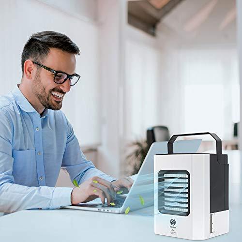 Coldman Mini-Klimaanlage 4in1 Aircooler Erfahrungen & Preisvergleich