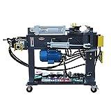 Kaka Industrial EPB-3 Hydraulic Exhaust Pipe Tube Bender, Heavy Duty Swager & Expander