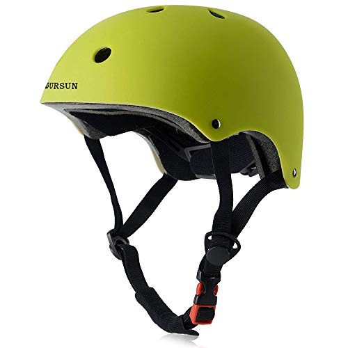 Best Price BURSUN Kids Bike Helmet CPSC Certified Ventilation & Adjustable Toddler Helmet for Ages 3...