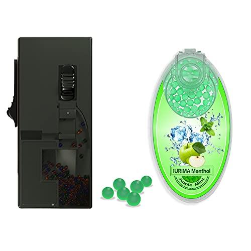 KRLCR - Las cápsulas de sabor son semiautomáticas y se instalan en la mayoría de los cigarrillos de filtro.