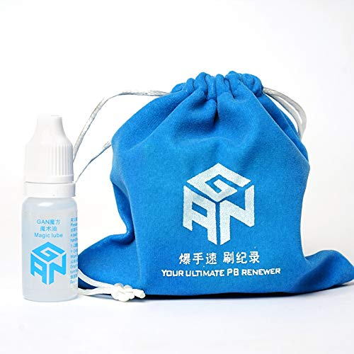 GAN Speed Cube Lube 10ml & Storage Bag