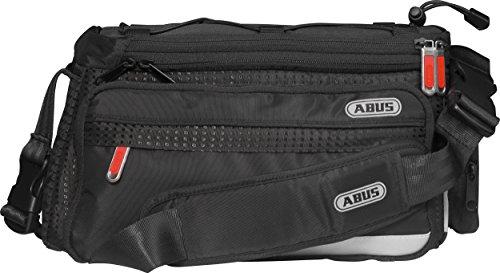 ABUS Fahrradtasche ST 2650, Black, 31 x 18.5 x 20 cm