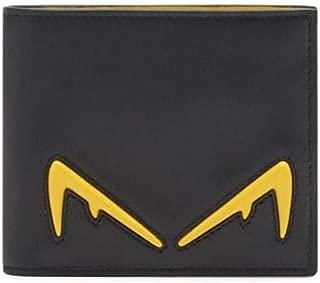 Luxury Fashion | Fendi Mens 7M0169A80SF025G Black Wallet | Fall Winter 19