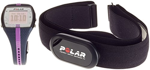 Polar FT7 - Pulsómetro, color azul / lila