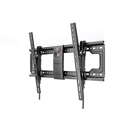 Soporte para TV Soporte de Pared Universal Soporte para TV Soporte Universal para TV LCD Soporte para TV Ajustable Ajuste Fino de Nivel Adecuado para TV de 65 a 90 Pulgadas 909 kg para