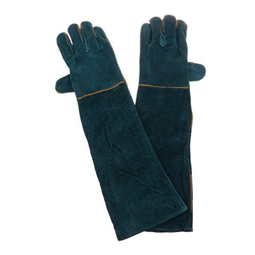 Anti-Bite Schutzhandschuhe Langes Sicherheit Handschuhe Anti-Kratz Anti-Biss Handschuhe Für Hunde, Katzen, Eidechse, Schlange, usw.
