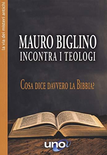 Mauro Biglino incontra i teologi. Cosa dice davvero la Bibbia?