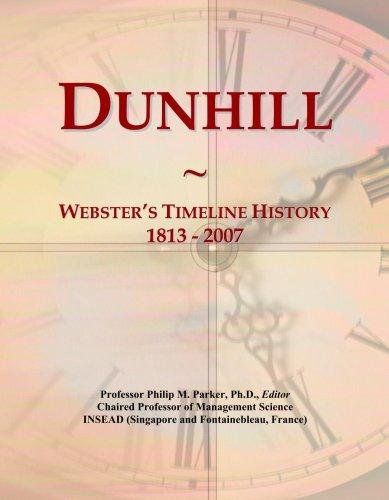 Dunhill: Webster