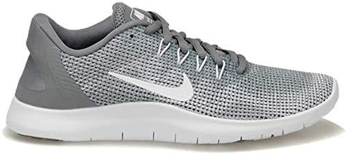 Nike Damen WMNS Flex 2018 Rn Laufschuhe, Grau (Cool Grey/White 010), 36 EU