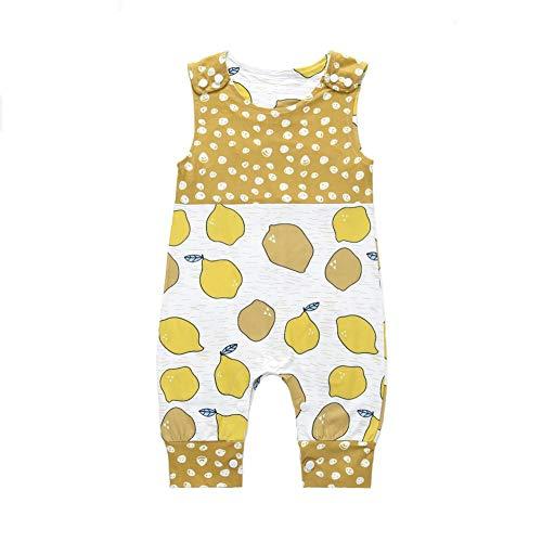 Vêtements Bébé Fille Naissance Été Body Bébé Fille La Cabina Demiawkaing Infant Baby Jumpsuit Imprimé Enfants Garçon Fille sans Manches O-Cou Barboteuse 0-24 Mois