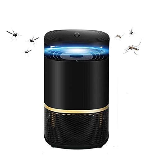 Huifly familie lamp Anti Zanzara Mosquito Killer Intelligent Light Control Mute-operatie Geen LED-straling niet giftig Fly Kille Tanzare inhaler Bug Trap Eradicatie ongediertebestrijding