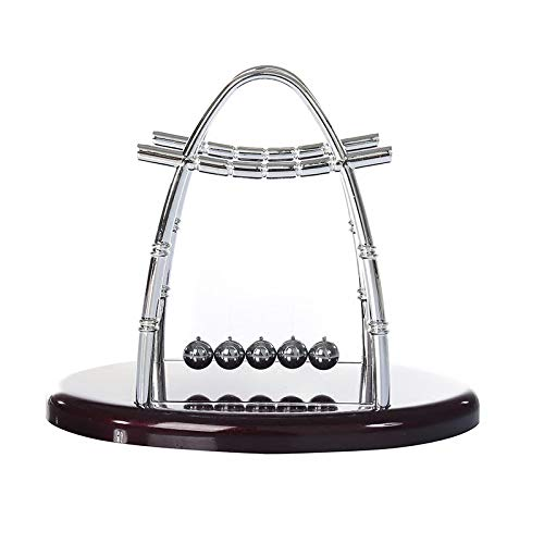 Slinger Newton Cradle Balance Ball Tumbler Desk Toy Metal Home Decoration Accessories Crafts
