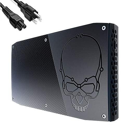 Intel Skull Canyon NUC 6 Performance Kit NUC6i7KYK Business & Home & Gaming Mini PC Desktop (Quad-Core i7-6770HQ, 16GB DDR4 RAM, 256GB PCIe SSD) Thunderbolt 3, Windows 10 Pro, IST Power Cable