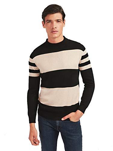 Guess Marciano - Camiseta de rayas Black Multi XL