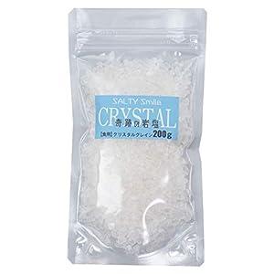 奇跡の岩塩 クリスタルソルト ミルタイプ【食用】 (200g)