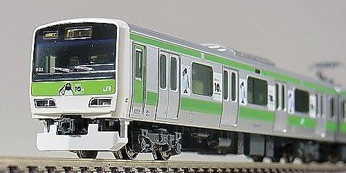 venta mundialmente famosa en línea La La La linea Yamanote E231 serie 500 series Suica 10 Aniversario  tren pingueino  4-car set  Con precio barato para obtener la mejor marca.