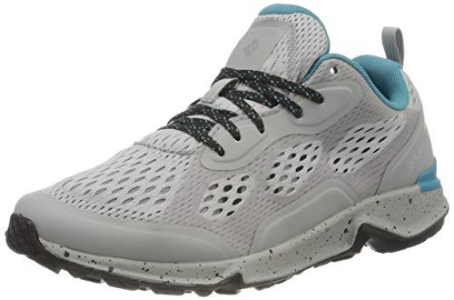 Columbia Damen VITESSE Multi-Sport-Schuhe, Grau, Hellblau (Steam, Shasta), 42