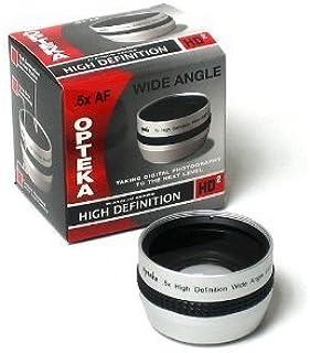 Opteka 0.5x HD2 広角レンズ ソニー DCR-DVD408 DVD508 DVD808 DVD908 HC1000 HC85 IP210 IP220 PC100 PC110 PC115 PC120 PC330 SR190 SR20...