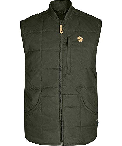 Fjallraven Herren Grimsey Vest M Sport Jacket, Deep Forest, XL