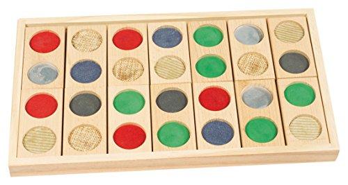 Goula- Domino táctil (50313) , color/modelo surtido