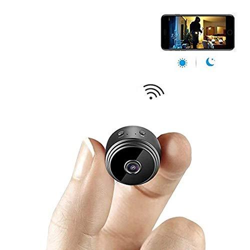 ZXL Micro Camera HD Night Vision Mobiele Telefoon Draadloze Wifi Afstandsbediening Intelligente Thuis Panoramische Mini Netwerk Monitor
