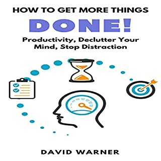 How to Get More Things Done cover art