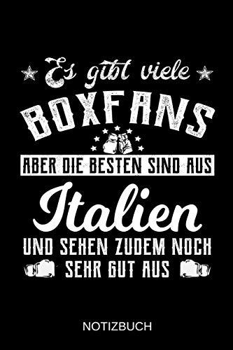 Es gibt viele Boxfans aber die besten sind aus Italien und sehen zudem noch sehr gut aus: A5 Notizbuch   Liniert 120 Seiten   Geschenk/Geschenkidee ...   Ostern   Vatertag   Muttertag   Namenstag