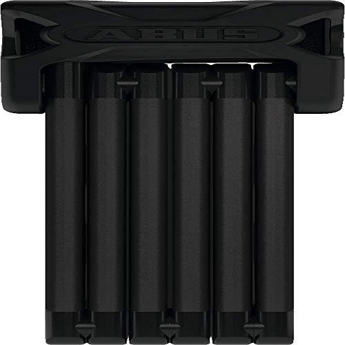 Abus Bordo Combo 6100 - Antirrobo Plegable Unisex para Adulto, Color Negro, única
