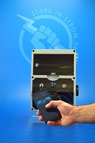Preisvergleich Produktbild Wallbox 11 kw -PRO-CONNECT-PLUG- (1, 5 Meter Zuleitung inkl. 16A CEE Stecker)