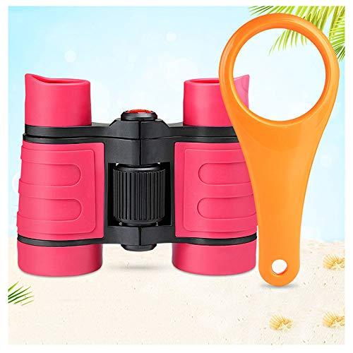 Wming winkel verrekijker verrekijker 4x30 HD verrekijker zijn het beste voor Outdoor Camping Tours, Wandelen, Lichtgewicht, Compact, Anti-mist en Waterdichte vergrootglas-10.18