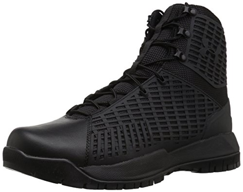 Under Armour Men'S Stryker Side Zip Military And Tactical Boot, Black, 8.5 M US