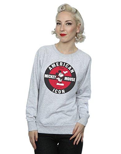 Disney mujer Mickey Mouse American Icon Camisa De Entrenamiento