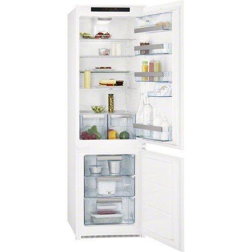 AEG SCD91800S0 Incasso 275L A+++ Bianco frigorifero con congelatore