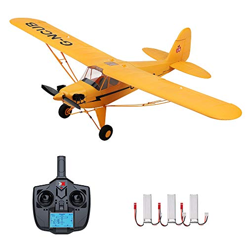 Leeofty A160 RC Plane 5 Channel Brushless Remote Control Airplane for Adults Stunt Flying 3D 6G Mode Upside Down RC Aircraft