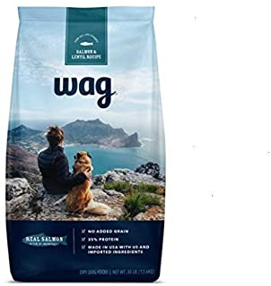Amazon Brand – Wag Dry Dog Food