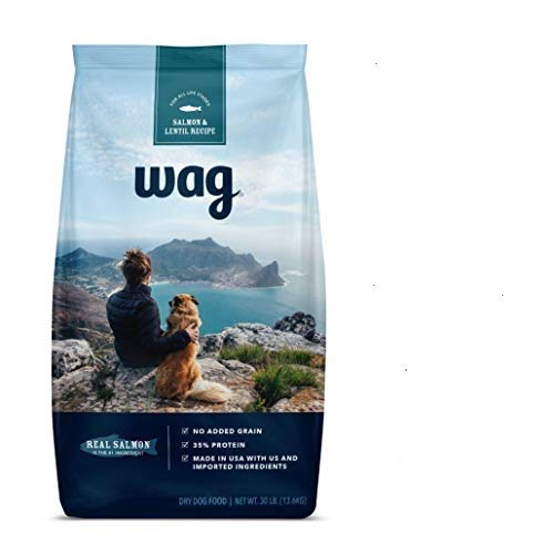 40% off Dog food from Wag, an Amazon Brand